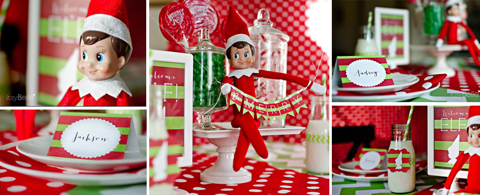 Kids Holiday Party Ideas