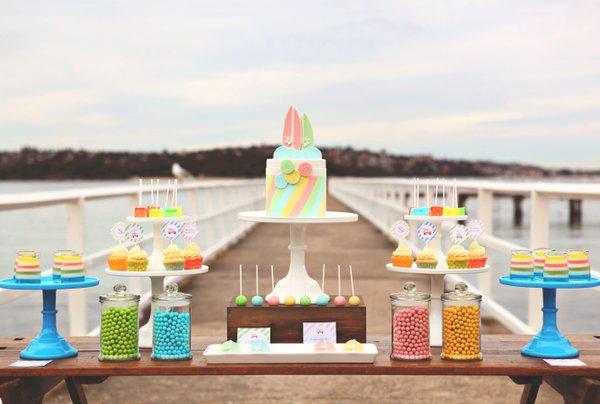 kids birthday party ideas summer