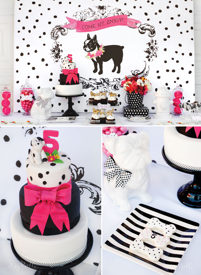 Puppy Birthday Party Ideas