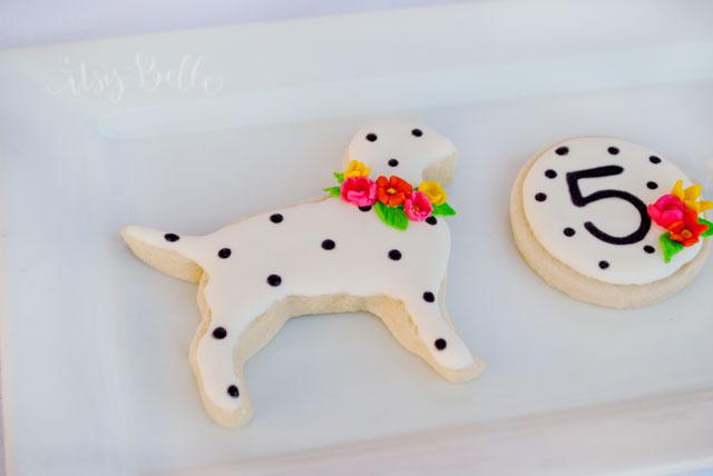 Puppy party Dessert