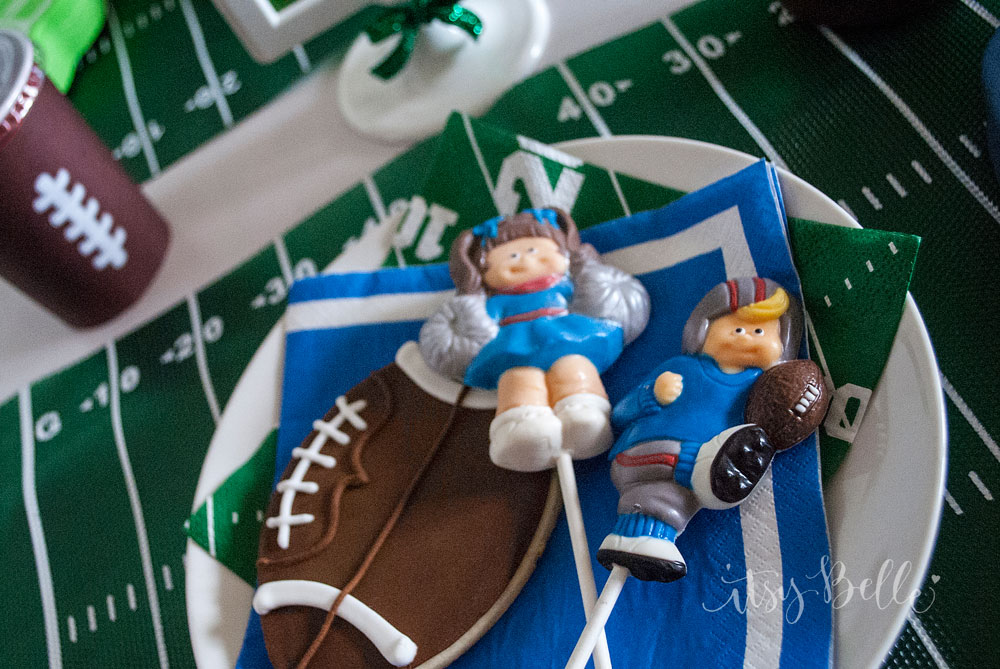 Kid's Football Party Ideas