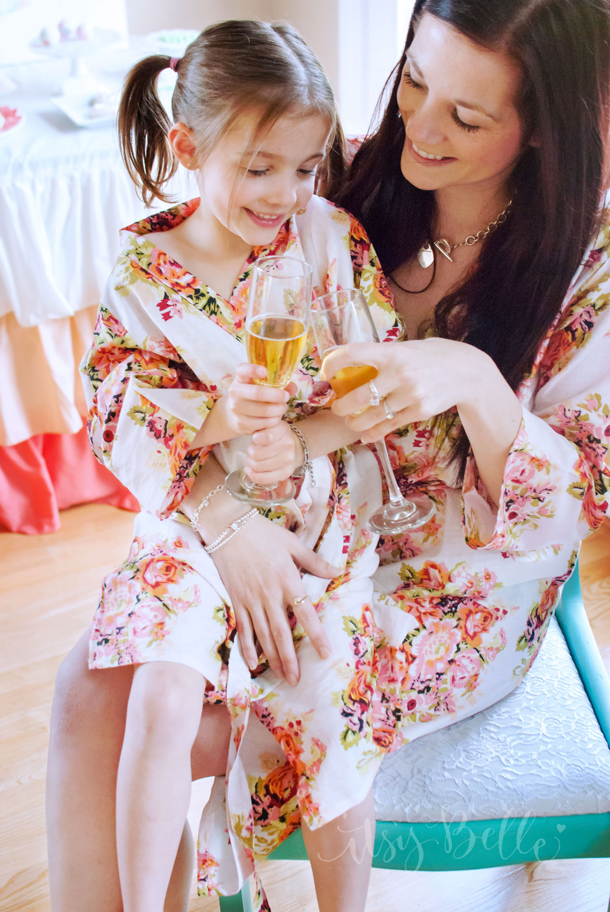 Mother's Day Spa Party