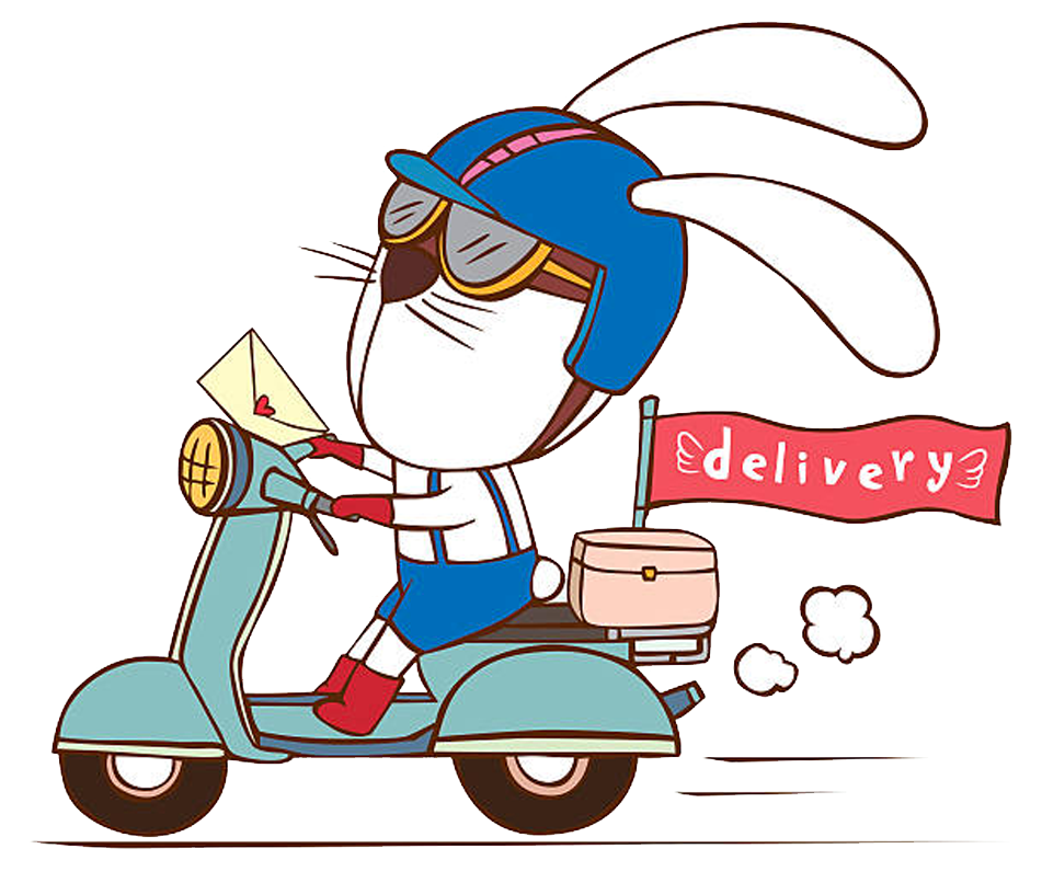 delivery-rabbit